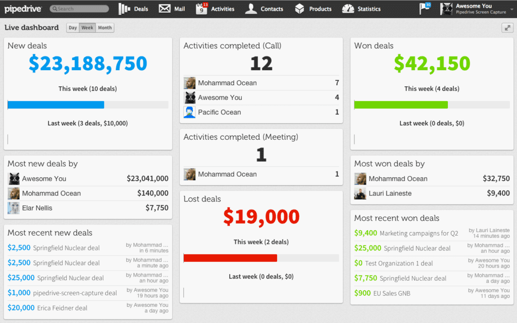 screenshot-live-dashboard